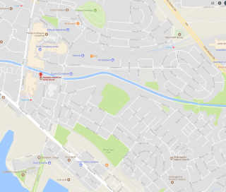 Waterfront Map
