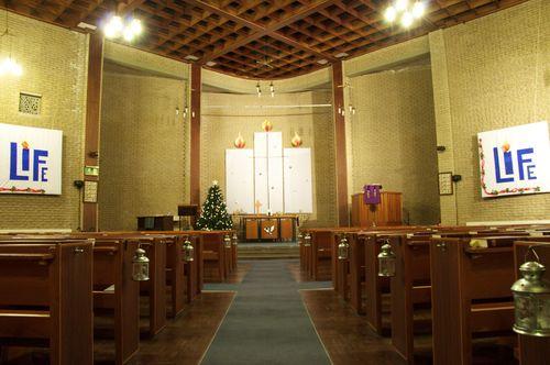 Church Christmas 2011