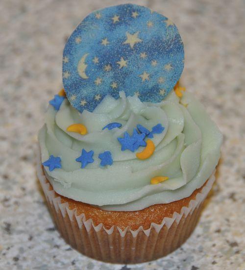Solstice Cupcake