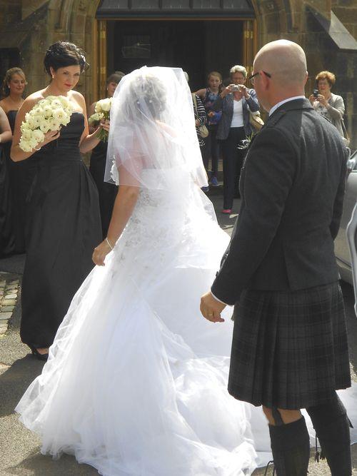 4- The Bride Arrives