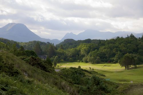 Gairloch Golf View
