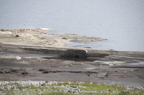 Sunk for 50 years in Loch Loyne