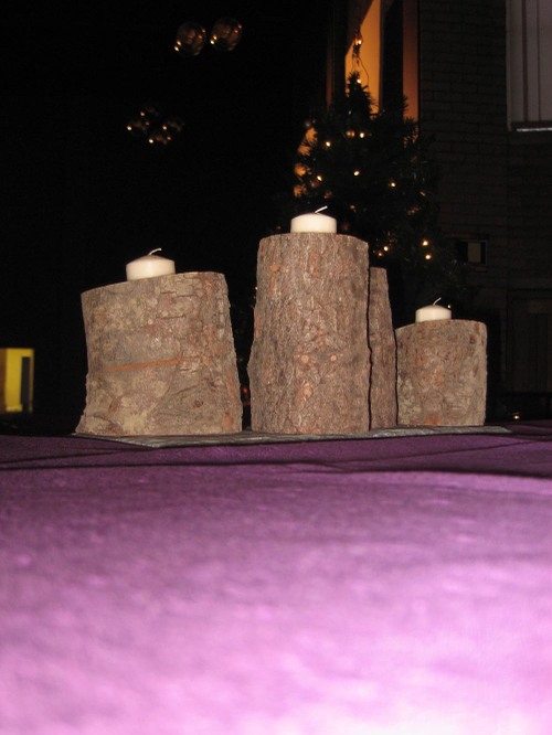 Advent Candles (2006)