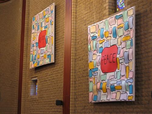 Pentecost Walls